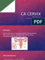 Ca cervix.pptx