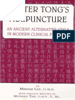 Lee Miriam - Master Tong s Acupuncture