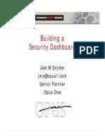 Day2 NSTrack JSnyder SecurityDashboard MainBallroom
