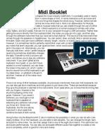 Midi Booklet PDF