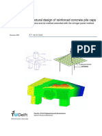 Structural Design of Reinforced Concrete Pile Caps