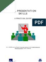 oral presentaion skills