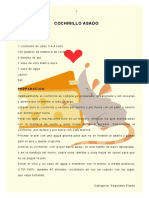 Libro cocina creativa