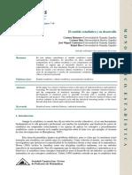El sentido estadístico y su desarrollo C. Batanero, C. Díaz, J.M. Contreras, R. Roa