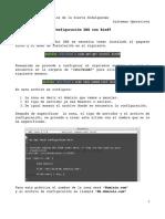 Configuracion DNS Con Bind9