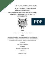 reglamento de laboratorio de maquinas