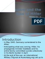 History Ch - 3 Nazism and the Rise of Hitler