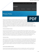 Privacy Policy _ Adrows