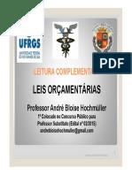 LEIS ORÇAMENTÁRIAS.pdf