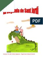 Llegenda de Sant Jordi Titelles