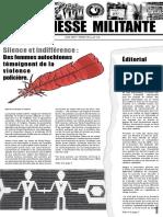 Jeunesse Militante Juin 2016