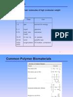 Polymer Slides