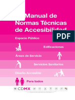Manual Normas Tecnicas Accesibilidad 2016