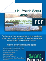 William H Pouch Fact Sheet