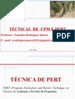 Conf. Tecnica de CPM e PERT