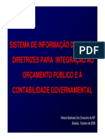 A Contabilidade Governamental
