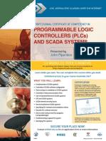 EIT Course PLCs SCADA Systems CAU Brochure