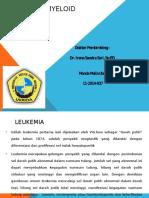 Leukemia Myeloid Kronik