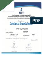 Certifica INI