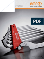 Catalogue AMF Cles de Serrage