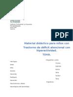 neurociencia TDHA