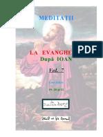 Meditatii Ev Ioan Vol 7