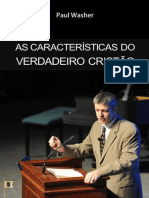 As Características do Verdadeiro Cristão - Paul David Washer.epub