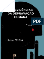 As Evidências da Depravação Humana - Arthur Walkington Pink.epub