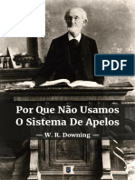 Por Que Não Usamos Sistemas de Apelo - William R. Downing.epub