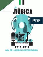 Guia Musica Extremadura