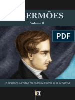 10 SERMÕES VOL. II, por Robert Murray M'Cheyne.epub