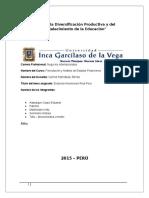 Inveersiones Peru Sac
