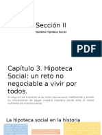 Sección II Capitulo 3 del libro Hipoteca Social