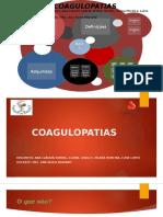 Coagulopatias versão 2