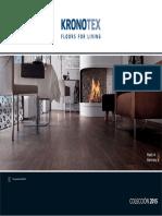 Kronotex Katalog 2015 ES