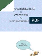 How We Explain TMII