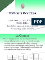 08 Osmosis Inversa