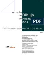 Anuario de Dibujo de Arquitectura