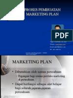 Proses Pembuatan Marketing Plan