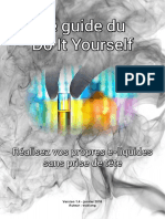 Ejuice Guide DIY