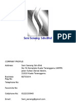 SENI SENANG SDN