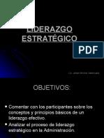 Liderazgo-estrategico Administracion Estrategica