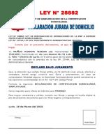 DECLARACION JURADA DE DOMICILIO1.doc