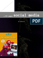 101 Pages of Social Media by Robin Low