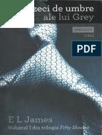 E L James Cincizeci de Umbre Ale Lui Grey Vol 1