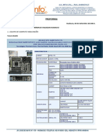 Proforma Ak Info Equipo de Computo i7 Diseño Unheval