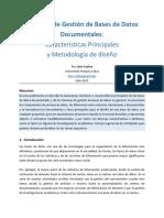 Bases de Datos Documentales 2015