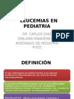 Leucemias y Sindrome de Lisis Tumoral en La Infancia