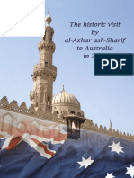 Al-Azhar Ulama Visit To Australia [Arabic/English]]