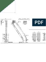 Detalle Columna Escalera